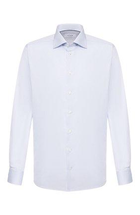 Мужская хлопковая сорочка с воротником кент ETON голубого цвета, арт. 3548 79311 | Фото 1