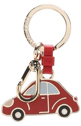 Брелок для ключей Coccinelle красный | Фото №1