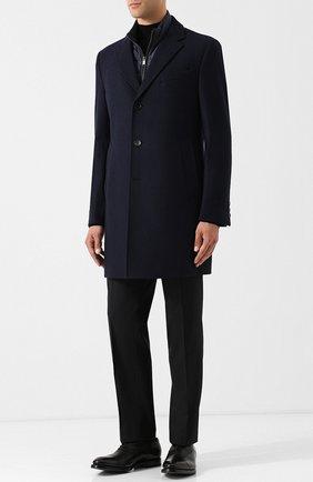 Мужские кожаные оксфорды H`D`S`N BARACCO черного цвета, арт. 57309.0* | Фото 2