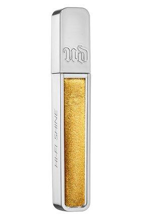 Блеск для губ Hi-Fi Shine, оттенок Goldmine Urban Decay | Фото №1