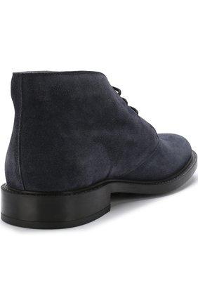 Кожаные ботинки    Фото №4