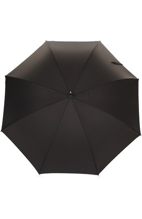 Зонт-трость с отделкой кристаллами Swarovski | Фото №1