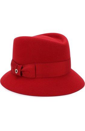 Фетровая шляпа Oval Hat | Фото №1