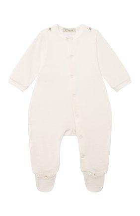 Комплект из 11 предметов Love Premium Chepe белого цвета | Фото №1