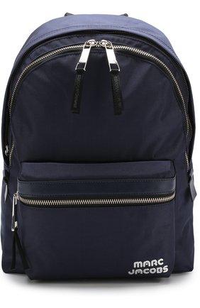 Рюкзак Trek Pack large Marc Jacobs темно-синий | Фото №1