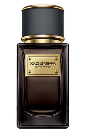 Мужской парфюмерная вода velvet collection incenso DOLCE & GABBANA бесцветного цвета, арт. 3040050DG | Фото 1