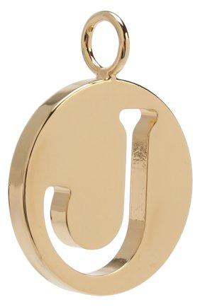 Женские подвеска для сумки alphabet key CHLOÉ золотого цвета, арт. CHC16AK03JCB79DA | Фото 2