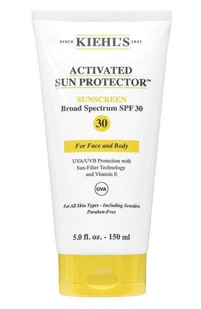 Солнцезащитный лосьон для тела SPF50 Kiehl`s | Фото №1