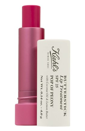 Бальзам-стик для губ SPF25, оттенок темно-розовый Kiehl`s | Фото №1