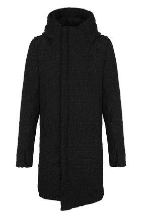 Удлиненная куртка на молнии | Фото №1