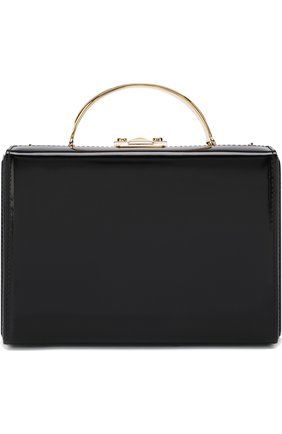 Сумка Grace Small Box Mark Cross черная цвета | Фото №1