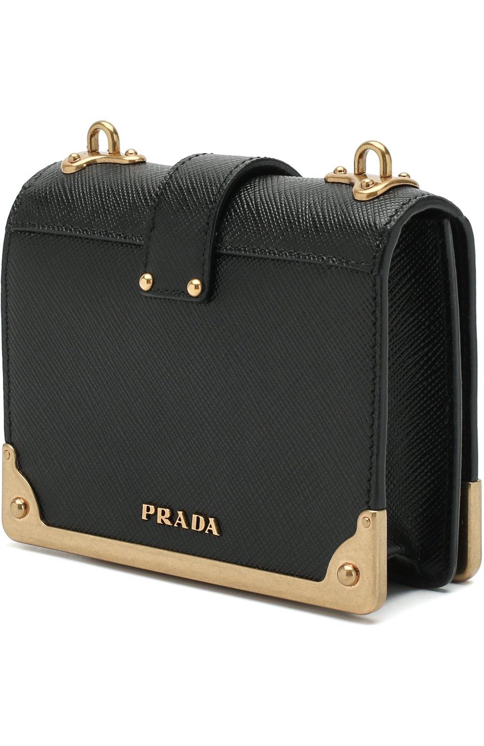Сумки Prada по цене от 63 500 руб. купить в интернет-магазине ЦУМ c52c38d51c5