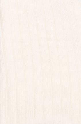 Детские колготы из хлопка CHLOÉ бежевого цвета, арт. C10D05 | Фото 2