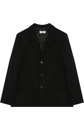 Однобортный пиджак | Фото №1