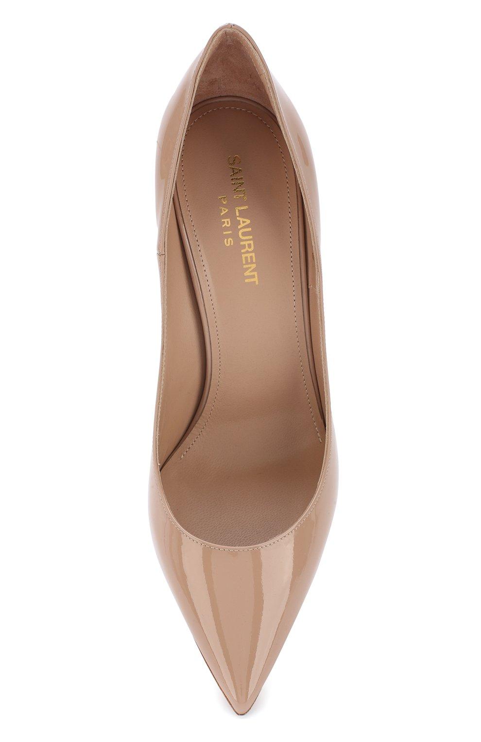 Лаковые туфли Zoe на шпильке | Фото №5