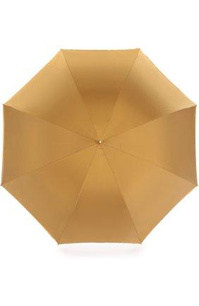 Зонт-трость Pasotti Ombrelli желтый | Фото №1