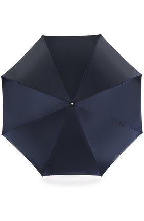 Зонт-трость Pasotti Ombrelli темно-синий | Фото №1