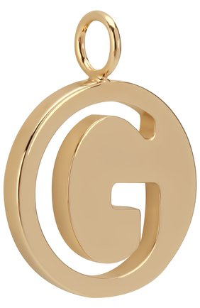 Женские подвеска для сумки alphabet key CHLOÉ золотого цвета, арт. CHC16AK03GCB79DA | Фото 2