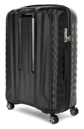 Женский дорожный чемодан uno zsl premium 2.0 на колесиках RONCATO черного цвета, арт. 54670101 | Фото 2