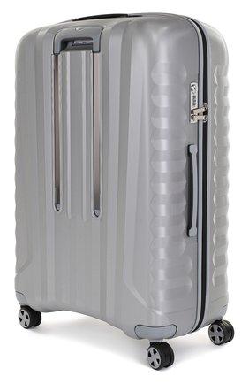 Женский дорожный чемодан uno zsl premium 2.0 на колесиках RONCATO серебряного цвета, арт. 54670225 | Фото 2