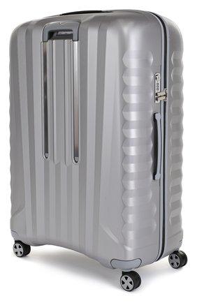 Женский дорожный чемодан uno zsl premium 2.0 RONCATO серебряного цвета, арт. 54680225 | Фото 2