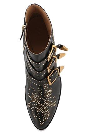 Кожаные ботинки Susanna | Фото №5