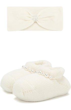 Комплект из пинеток и повязки на голову | Фото №1