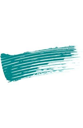 Цветная тушь для ресниц Double Team, оттенок Deep End | Фото №3