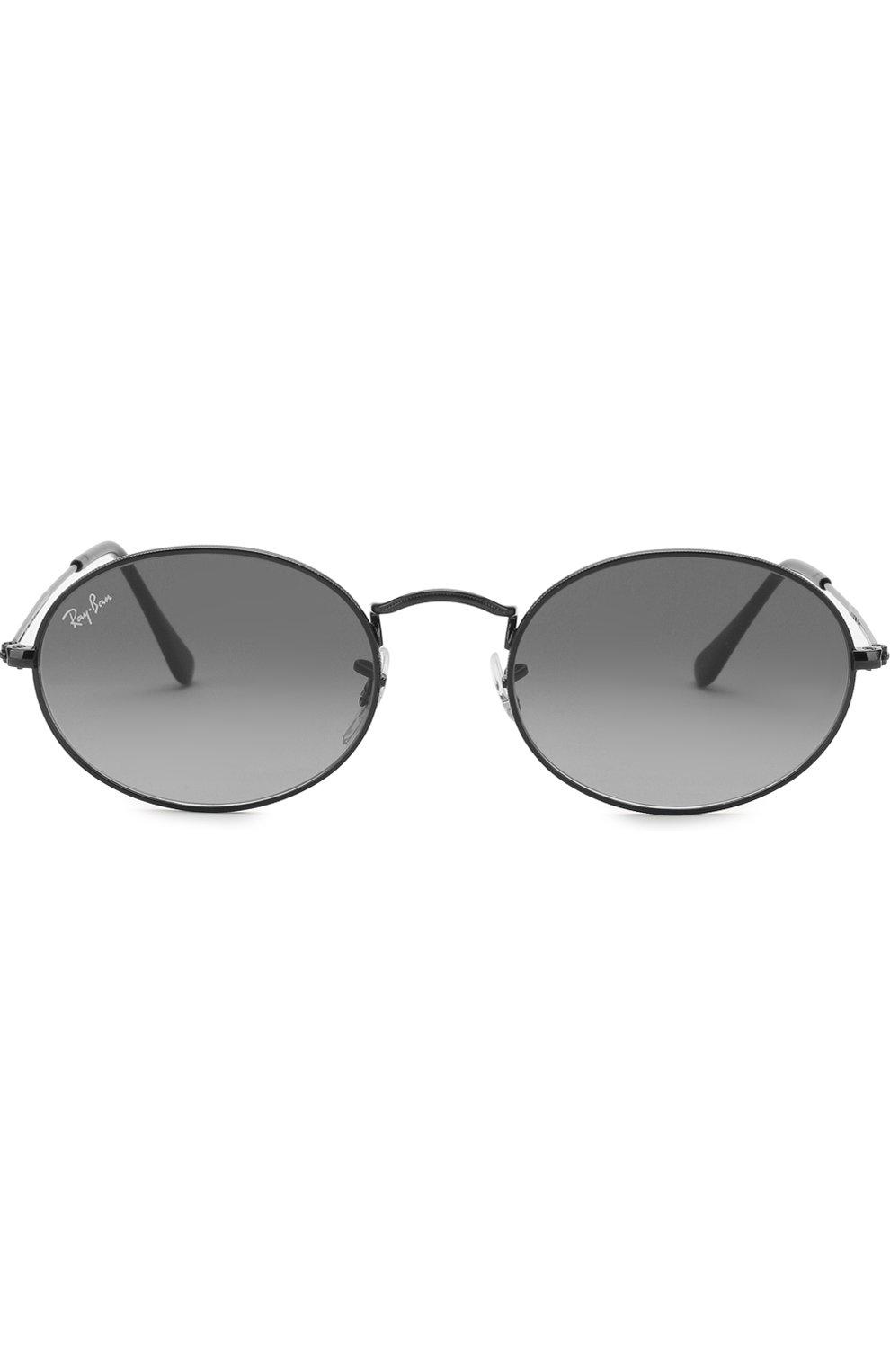 Женские солнцезащитные очки RAY-BAN черного цвета, арт. 3547N-002/71 | Фото 3