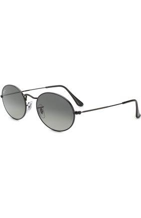 Солнцезащитные очки Ray-Ban черные   Фото №1