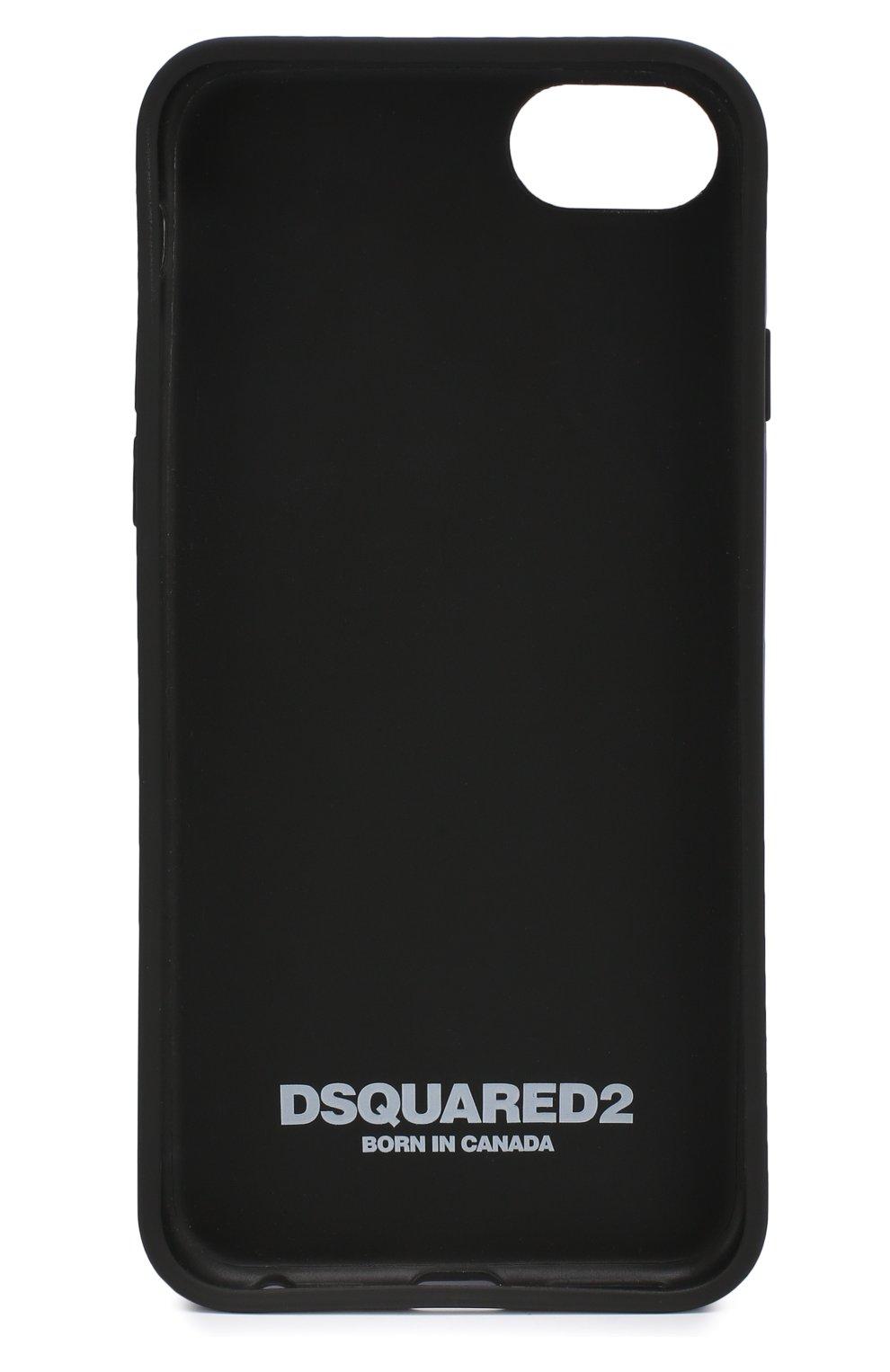 Чехол для iPhone 7/8 с принтом Dsquared2  | Фото №2