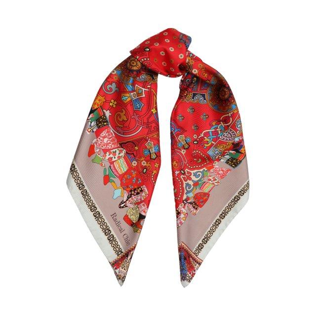 Шелковый платок Ensemble Radical Chic