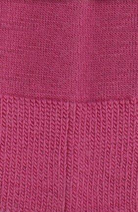 Детские термоноски merino wool Norveg розового цвета | Фото №1