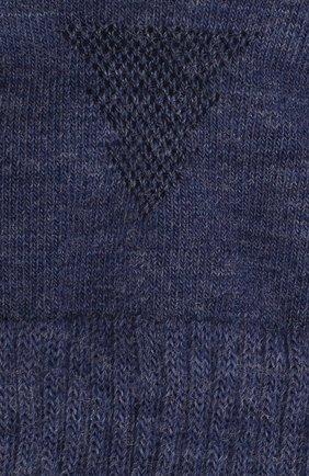 Детские термоноски climate control Norveg голубого цвета | Фото №1