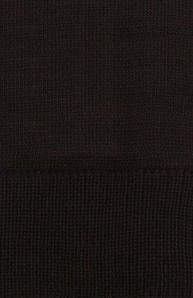 Носки из смеси шерсти и шелка Norveg темно-серые | Фото №1