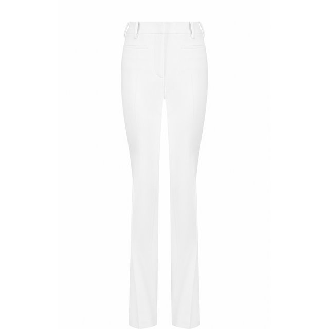 Шерстяные расклешенные брюки со стрелками Tom Ford