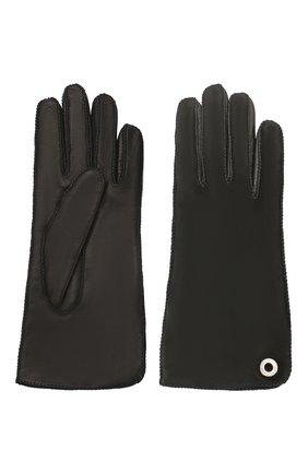 Перчатки Jacqueline из кожи и замши | Фото №2