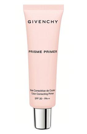 Основа под макияж Prisme Primer SPF 20b PA++, оттенок 02 розовый | Фото №1