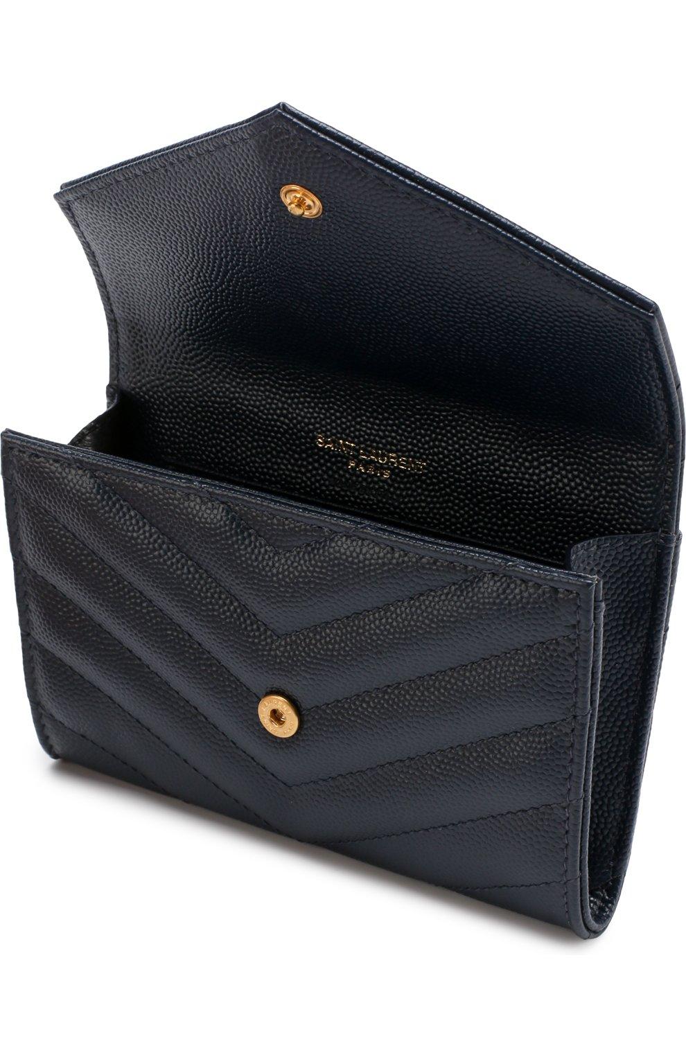 Кожаный кошелек Monogram | Фото №3