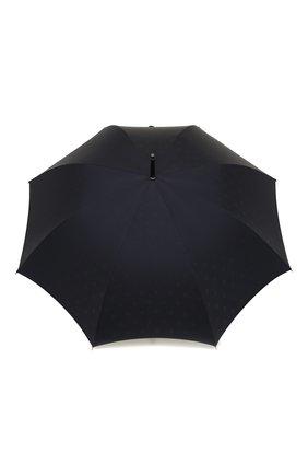 Мужской зонт-трость GIORGIO ARMANI синего цвета, арт. 746708/8A800 | Фото 1