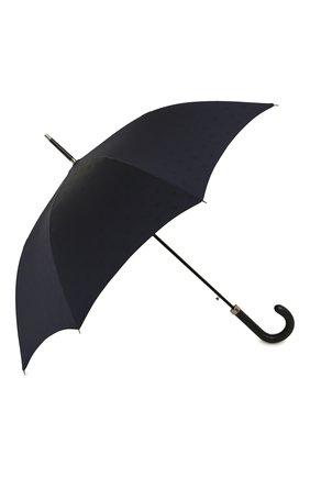 Мужской зонт-трость GIORGIO ARMANI синего цвета, арт. 746708/8A800 | Фото 2