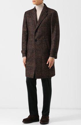 Мужские замшевые ботинки H`D`S`N BARACCO коричневого цвета, арт. 58502.2* | Фото 2