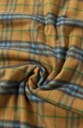 Детского кашемировое одеяло BURBERRY разноцветного цвета, арт. 4076625 | Фото 2