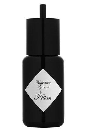 Женский парфюмерная вода forbidden games refill KILIAN бесцветного цвета, арт. 3760184353534 | Фото 1