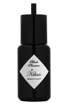 Женский парфюмерная вода black phantom memento mori refill KILIAN бесцветного цвета, арт. 3700550281108 | Фото 1