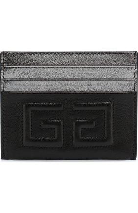Кожаный чехол для кредитных карт | Фото №1