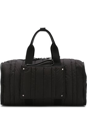 Текстильная спортивная сумка на молнии Valentino Garavani | Фото №1