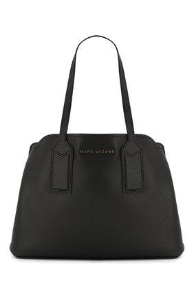 Женская сумка-тоут the editor MARC JACOBS (THE) черного цвета, арт. M0012564 | Фото 1
