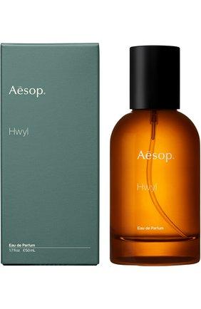 Женский парфюмерная вода hwyl AESOP бесцветного цвета, арт. AFR15N | Фото 1
