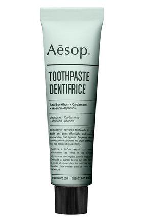 Женская зубная паста AESOP бесцветного цвета, арт. T60BS25 | Фото 1